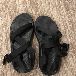 Chaco men's size 11 black